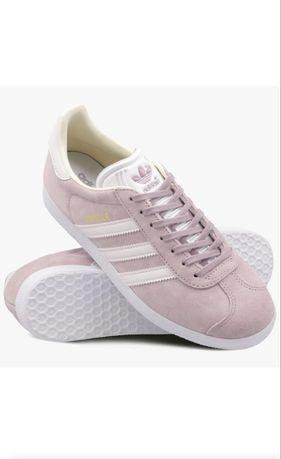 Nowe Sneakersy buty sportowe adidas gazelle W fioletowe r.38 ⅔