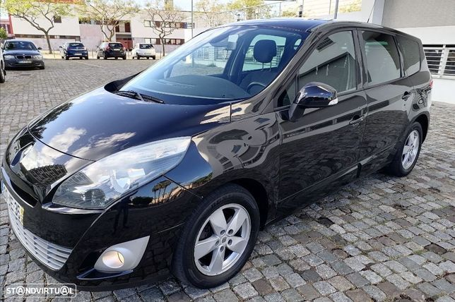 Renault Grand Scénic 1.5 dCi Bose Edition 7L