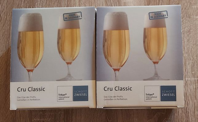 COPOS CERVEJA Cru Classic 4 Copos (novos)