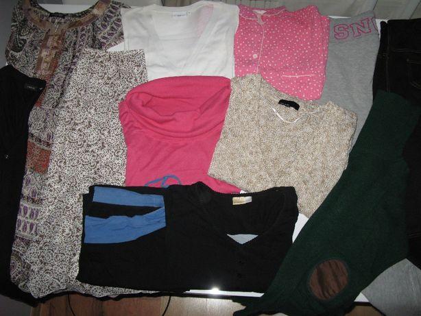 paczka ubrania H&M, LINDEX, VERO MODA, New Look, Caliope(rozm. L)