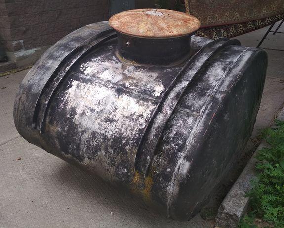 Аллюминевая Бочка бак цистерна ёмкость для воды