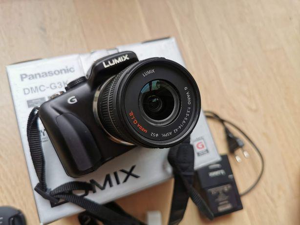 Aparat fotograficzny Panasonic Lumix DMC-G3K BDB