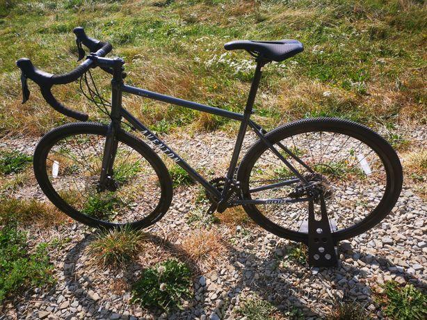 Rower Aventon Kijote Charcoal Gravel zamiana na cokolwiek