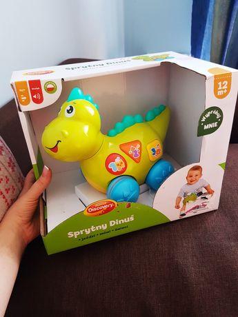 Dinozaur interaktywny zabawka