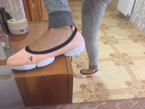 Мегаудобная и легкая спортивная обувь