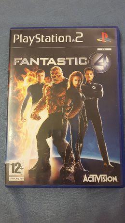 Fantastic 4 Playstation 2