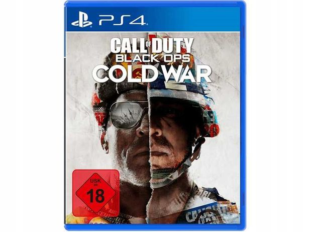 Call of Duty Black Ops Cold War PS4 Sklep z grami VIMAGCO Bydgoszcz