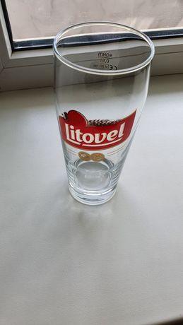 Бокал пивной Litovel 1шт. 500мл.