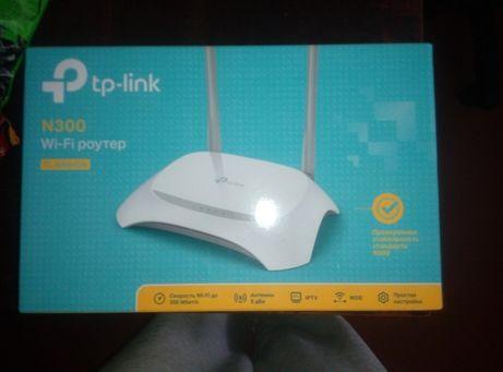 Роутер TP-Link N300