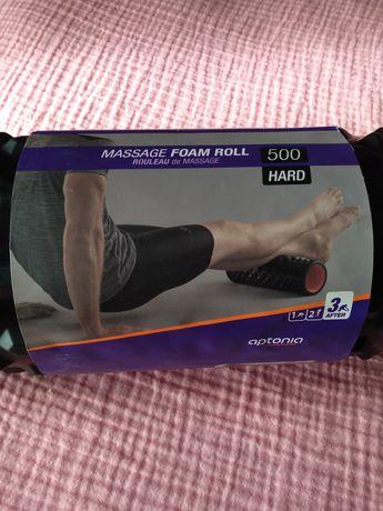 Rolo de massagem Decathlon 500 hard