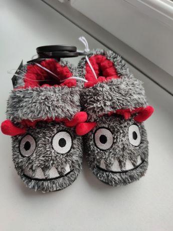 Kapcie buty buciki ciepłe nowe rozmiar