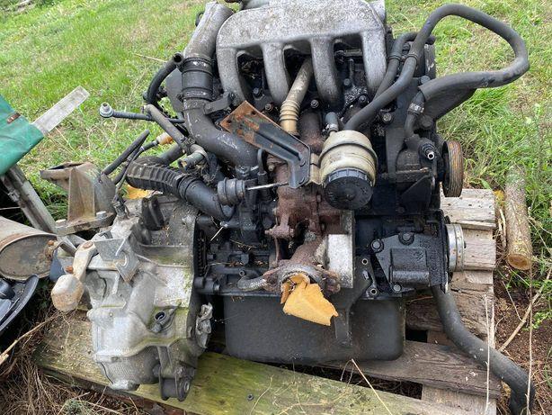 Silnik ze skrzynią biegów Peugeot Boxer 2.5 OKAZJA