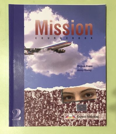 Mission: Level 2: FCE: Student's Book