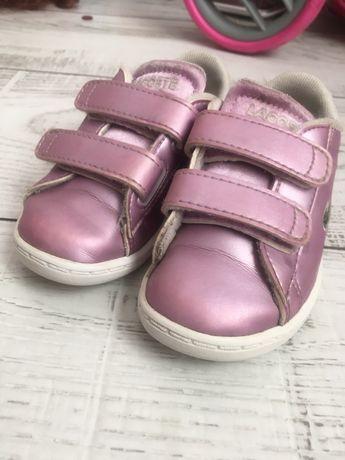 Туфли, кеди, кроссовки, мокасины Lacoste