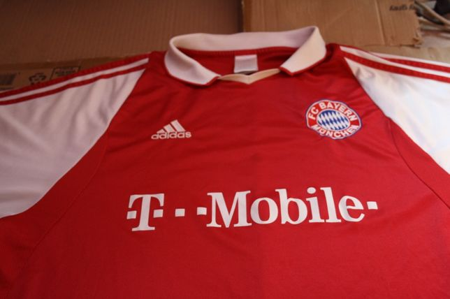 Koszulka Orginal Bayerna Munchen Polo