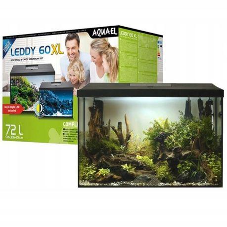 Aquael Leddy XL Day&Night 60 LED akwarium