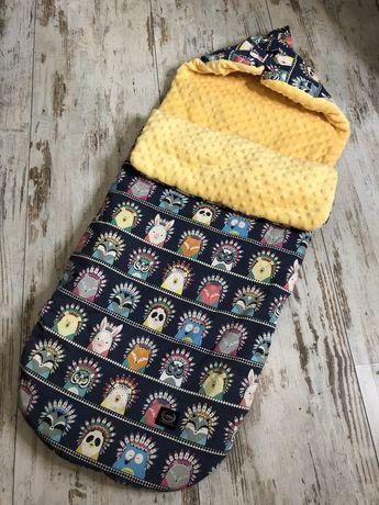 La Millou śpiwór - stroller bag
