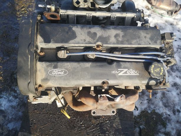 Ford Focus silnik 1,8 16v benzyna