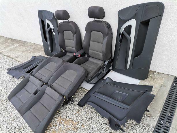 Fotel Fotele Kanapa Boczki Komplet Audi A3 8p Cabrio