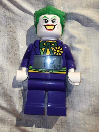 Игрушка Lego Super Heroes Лего Джокер  часы настольные будильник