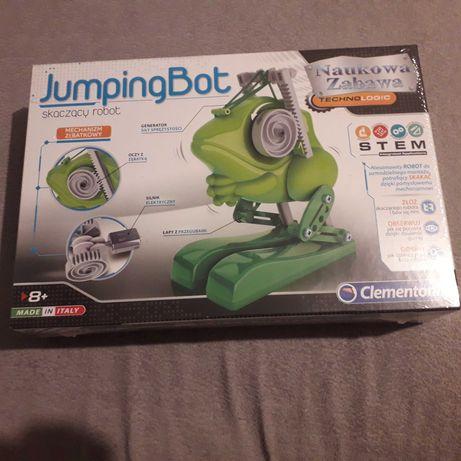 Skaczący robot jumping bot