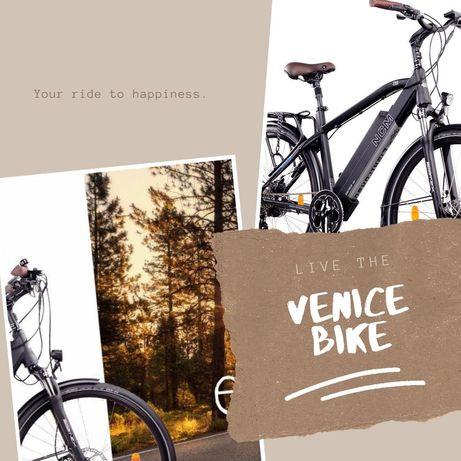 "NCM Venice 28"" Bicicleta elétrica Trekking 48V 13Ah 624Wh"