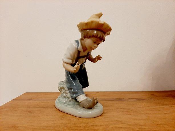 LIARDO figurka porcelana, sygnowana
