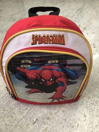 Spiderman - mały plecak H&M