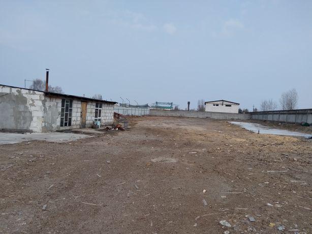 Производственная площадка 3000 м2 10 км от Киева