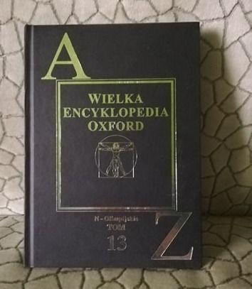 Wielka Encyklopedia Oxford tom 13