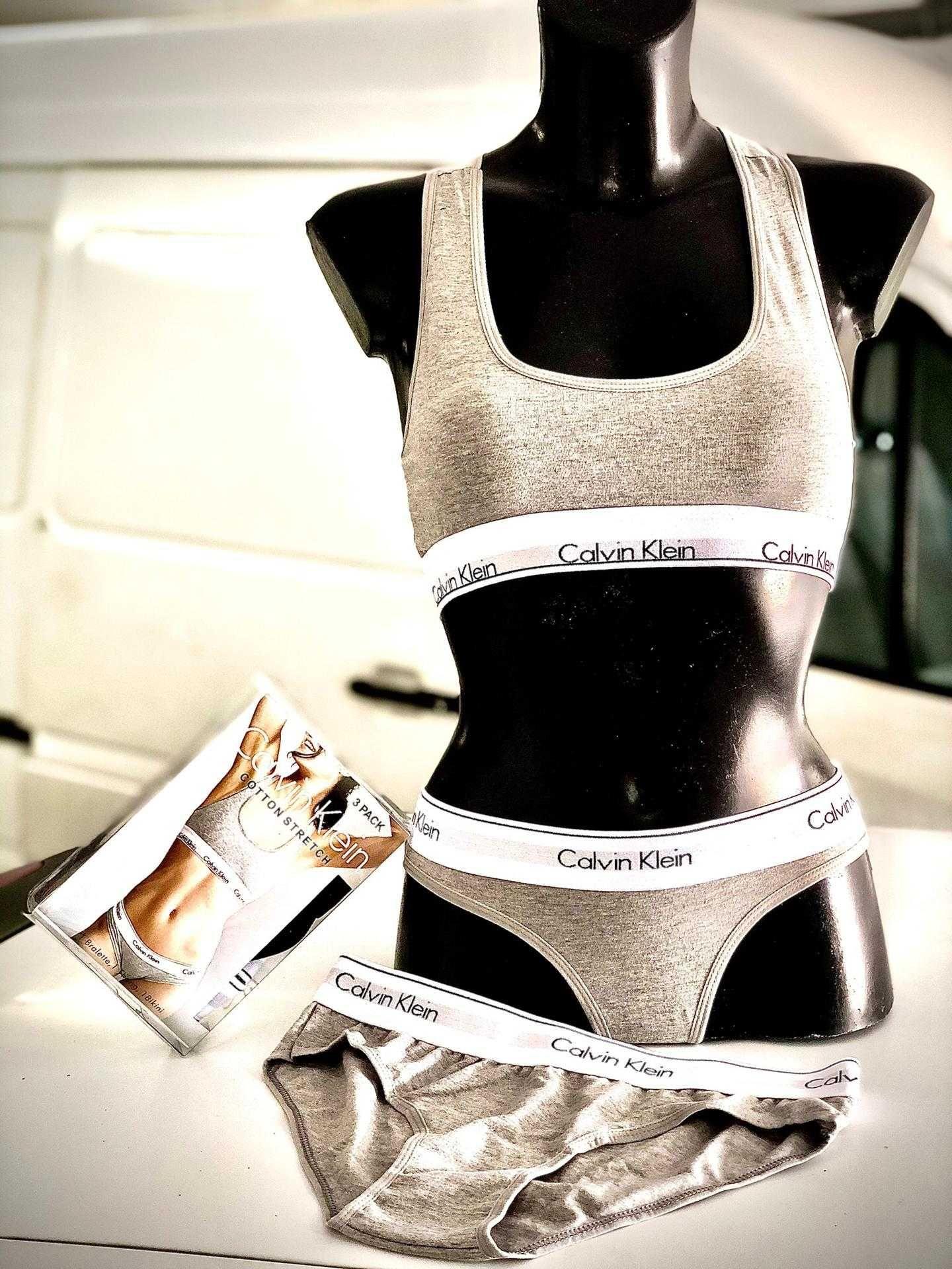 Conjunto Calvin Klein várias cores