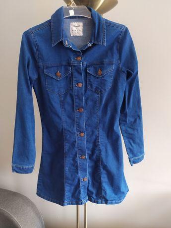 Sukienka jeansowa rozmiar M
