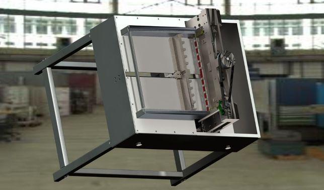 Projekty CAD, obliczenia MES, wytrzymałościowe, PKM