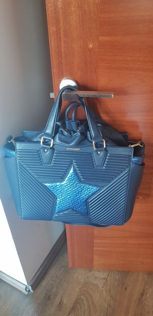 Torebka Monnari. Shopper Bag, Kuferek.