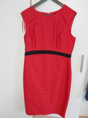 Sukienka czerwona orsay