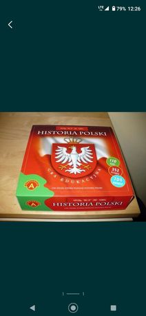 Gra quiz historia Polski