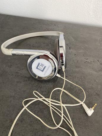 Słuchawki ultrasone i Cans