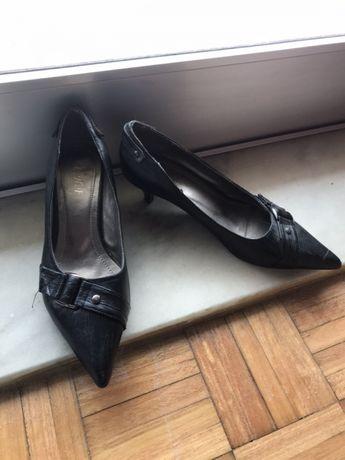 Sapatos salto baixo 40 portes incluídos