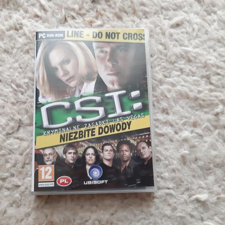 CSI Las Vegas: Niezbite dowody (PC)