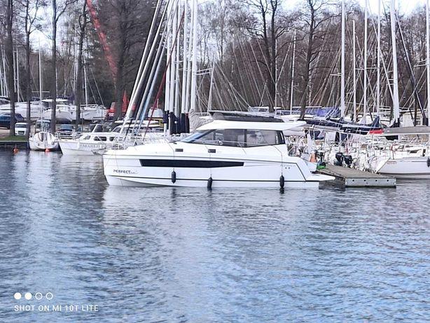 Szprzedam hausbota - nowy jacht motorowy 06.2021r . Mazury .