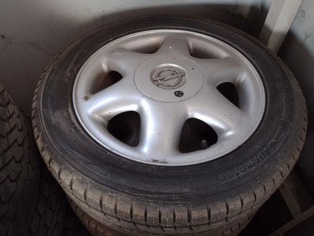Koła aluminiowe Opel Astra