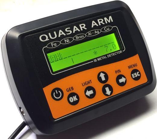 Качество. Блок Quasar ARM металлоискателя Квазар АРМ STM32 GAINTA
