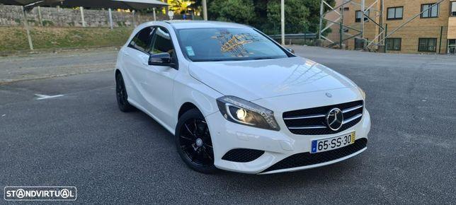 Mercedes-Benz A 180 CDI AMG BE GPS
