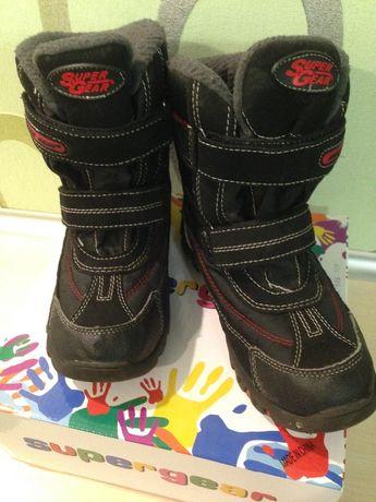 Ботинки сапоги Super Gear