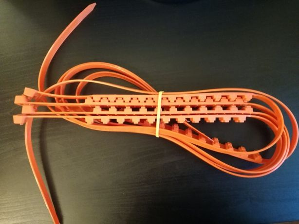 Стяжки противоскольжения для шин