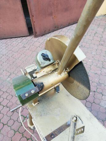 Przecinarka piła tarczowa do metalu, gumowka