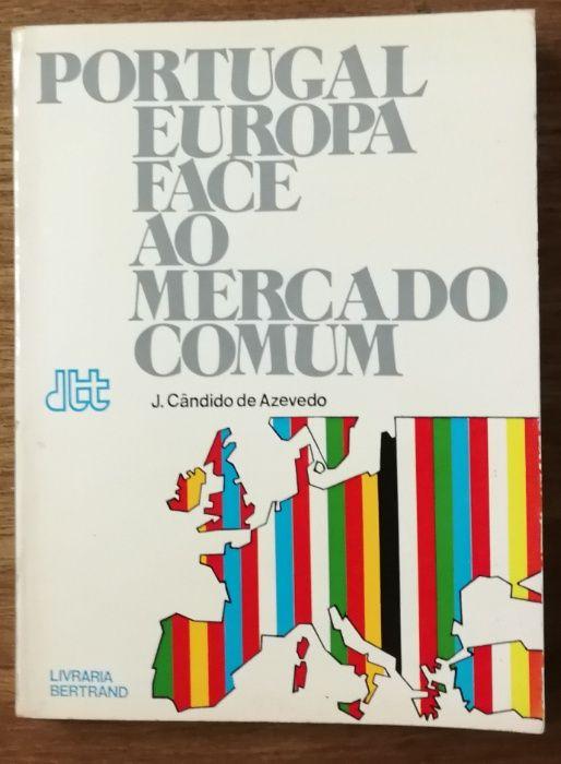 portugal europa face ao mercado comum, j. cândido de azevedo Estrela - imagem 1