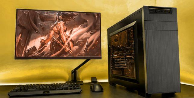 """Игровой """"Tiger"""" GTX 1060 Ryzen 5 3600 HDD 1Tb SSD Игровой Компьютер"""