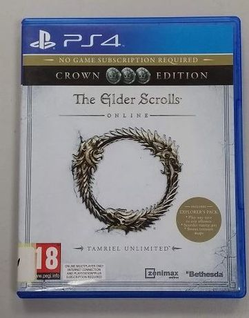 Gra PlayStation 4 The Elder Scrolls LOMBARD66