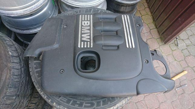 Pokrywa silnika BMW E60 520d, stan bardzo dobry, wysyłka !